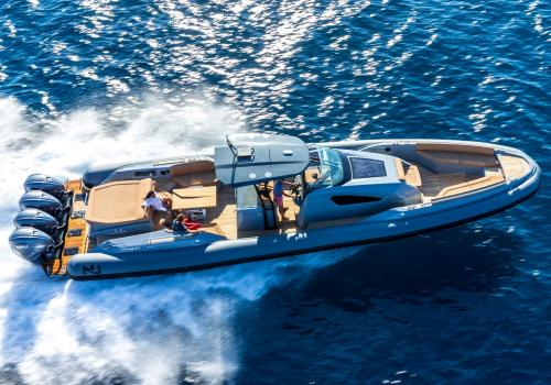 Discover the new Nuova Jolly PRINCE 50