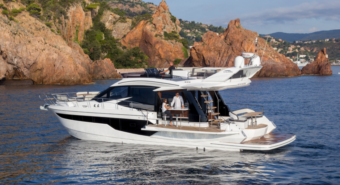 Galeon - Luxury yachts