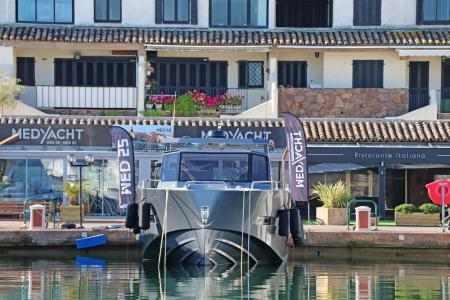 Discover the MedYacht agencies in Saint Tropez and the Cogolin Marines!