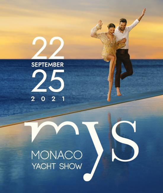 MedYacht is at the Monaco Yacht Show with the superyacht MED42