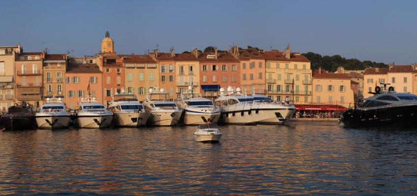 Mooring - beerth in Saint-Tropez